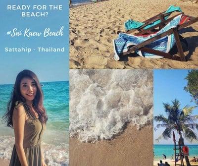 หาดทรายแก้ว : ทะเลสวยสัตหีบวันเดียวก็เที่ยวได้