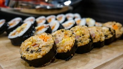 Dookki Topokki 두끼 (ดุ๊กกี้ ต๊อกบกกิ) Seacon Bangkae
