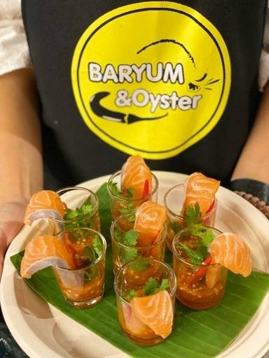 Baryum& Oyster Baryum&oyster