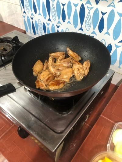 วิธีทำ แม่ไก่พริกไทยดำ