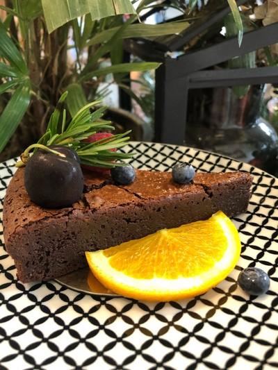 chocolate cake flourless