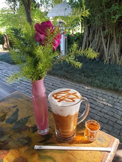 Caramel Heaven Latte