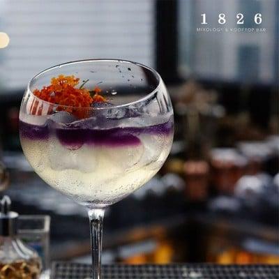 1826 Mixology & Rooftop Bar Rembrandt Hotel & Suites Bangkok