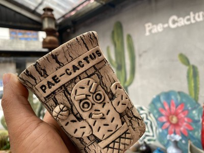Coffee By Pae Cactus