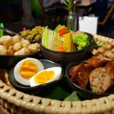 Rabiang cha (ระเบียงชา)
