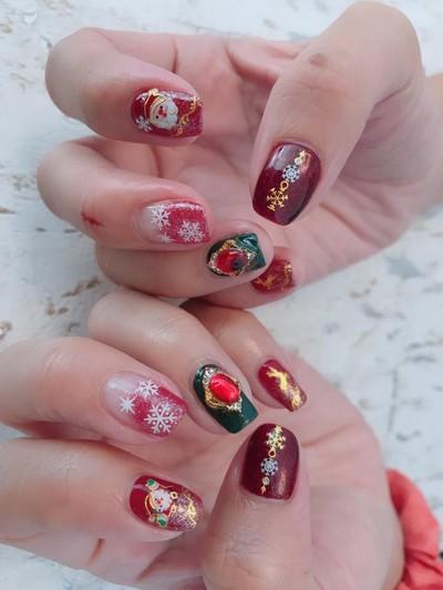 Swan nails 20