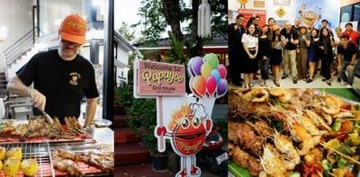 Wongnai Chiang Mai Top User Party @Papayoo Grill House เชียงใหม่