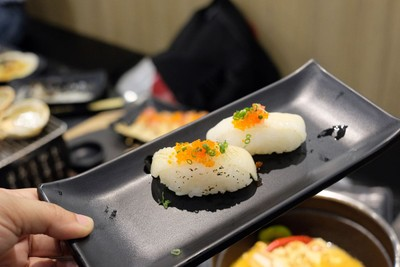 Kouen Sushi Bar ศูนย์การค้าเสนาเฟสท์