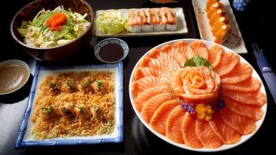 กลับมาอีกครั้งหลังจากขายดีในรอบอาหารญี่ปุ่น อิ่มได้ 2-4 คน