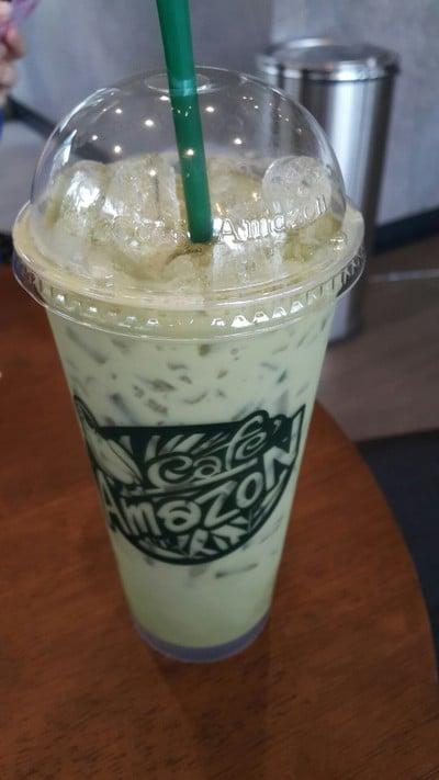CC3341 - Café Amazon (คาเฟ่ อเมซอน) สน.วชิรบารมี
