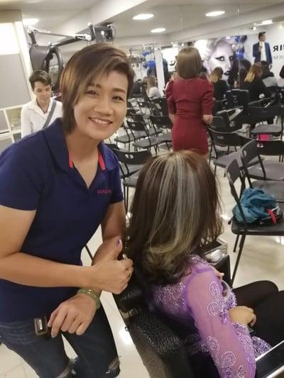 Inthanin Hairstylist (อินทนิล แฮร์สไตล์ลิสต์)
