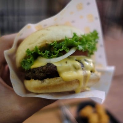 Teddy's Original Burger