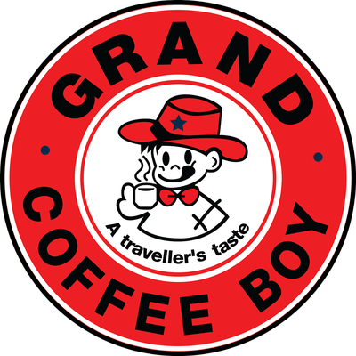 GRAND COFFEE BOY  โรงงาน AMD