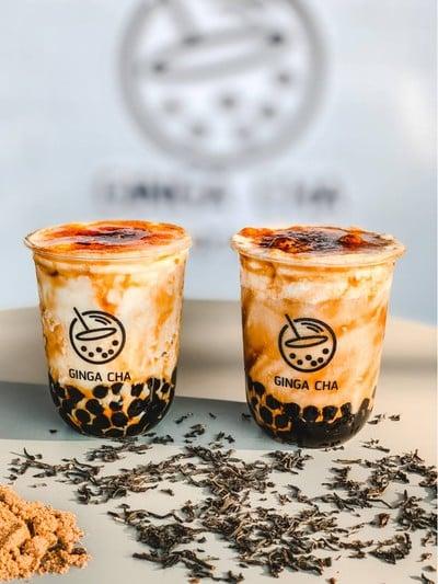 GINGA CHA GINGA CAFE