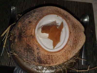Coconut Thai Dessert
