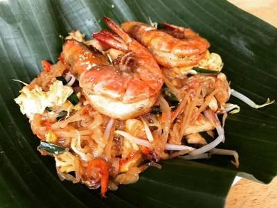 ผัดไทยโบราณป้าเจี๊ยบ ซอยเคหะร่มเกล้า64