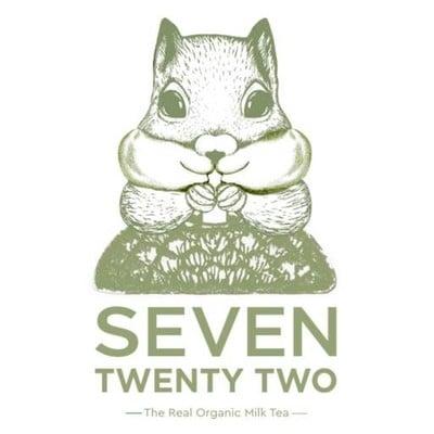 722 Seven Twenty Two Organic Milk Tea เซ็นทรัลเวิลด์