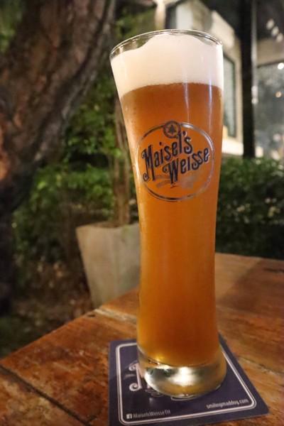 เบียร์ Meisel's weisse