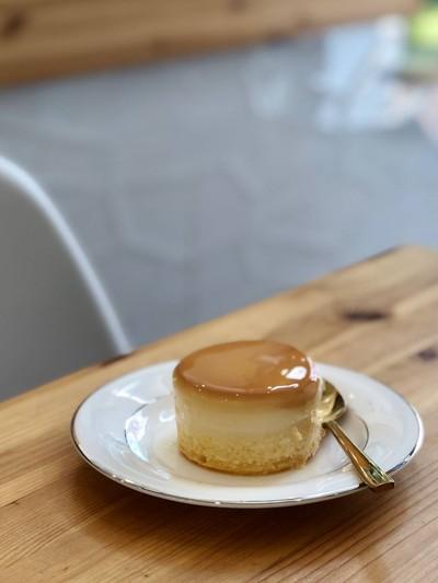 Caramel Pudding Cheesecake