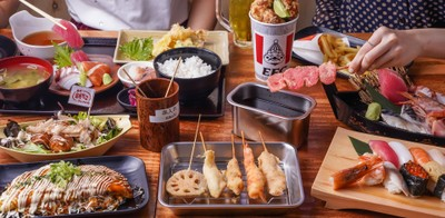 Ebisu Shoten ร้านอาหารญี่ปุ่นอิซากายะ ต้นตำรับเมนูเสียบไม้จากฮอกไกโด!