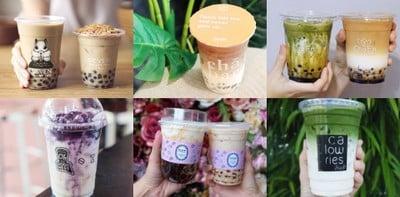 10 ร้านชานมไข่มุกแคลฯ ต่ำ ดื่มได้เพลินใจ จัดไปแบบไม่รู้สึกผิด!