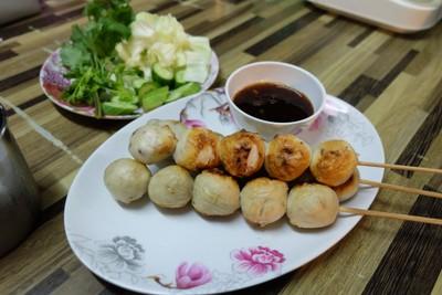 ร้านอิ๋วผัดไทย วิเชียรบุรี
