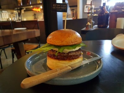 Chunky's Wife Burger Beef