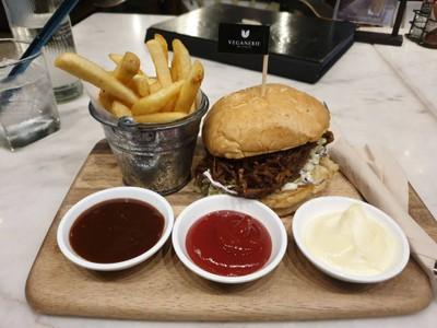 BBQ Burger##1