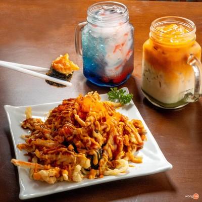 Mika Sushi & Cafe รัชดา 44