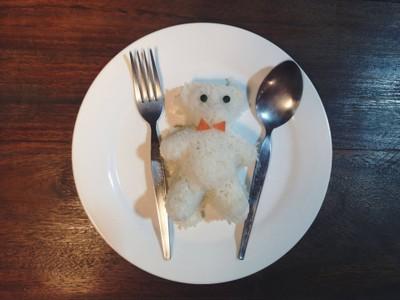 ข้าวสวย