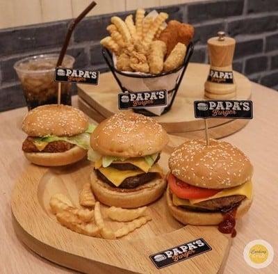 PAPA'S Burger G Tower