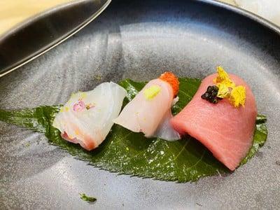 sashimi of the week