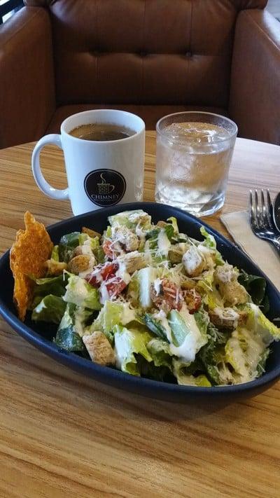 Caesar Salad 185 ฿