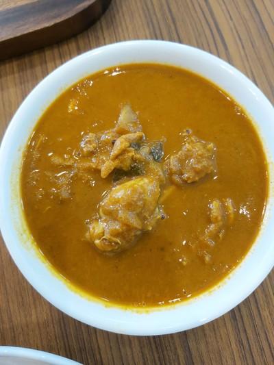 Curry Chicken##1
