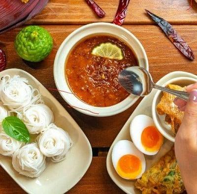 ขนมจีนบางกอก (Kanomchine Bangkok) เซ็นทรัลพระราม 2 ชั้น 4