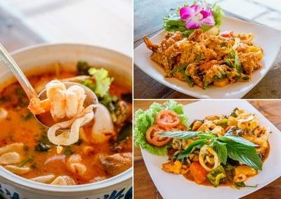 อ่าวไทยซีฟู้ด (Ao Thai Seafood)