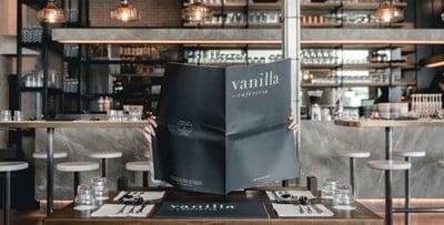 Vanilla Cafeteria (วานิลลา คาเฟทีเรีย) EmQuartier