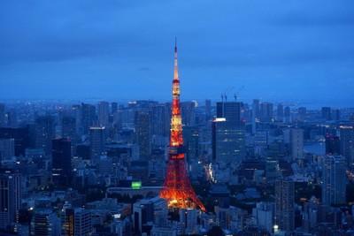 Tokyo Tower (โตเกียวทาวเวอร์)