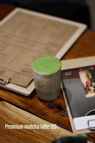 Premium Matcha Latte##1