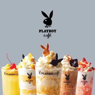 Playboy Cafe Central world