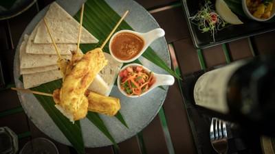 Les Palm Restaurant BJ Restaurant
