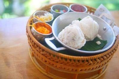 หอมรัญจวน ขนมไทย