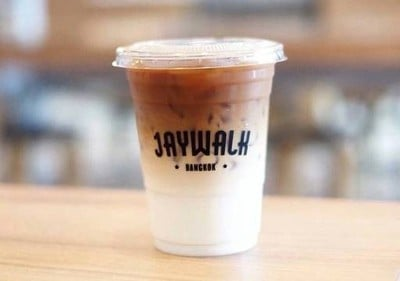 Jaywalk Cafe (เจย์วอร์คคาเฟ่) ถนนพระอาทิตย์