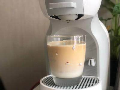 วิธีทำ Dirty Coffee