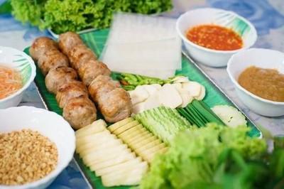 จีรพร อาหารเวียดนาม สาขาใหญ่ สุทธิสาร (จีรพร)