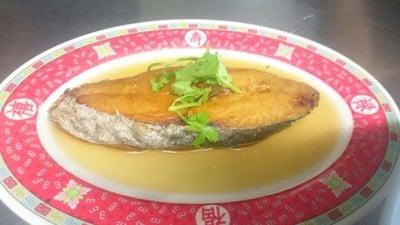 ปลาชิ้นโตสด รสดีใช้ได้^^