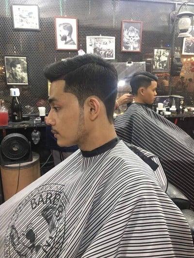 boycambo barbershop ร้านตัดชายนนทบุรี ตลาดนกฮูกเลี่ยงเมืองนนท์