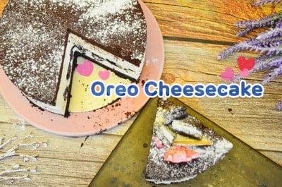 โอรีโอ้ชีสเค้ก