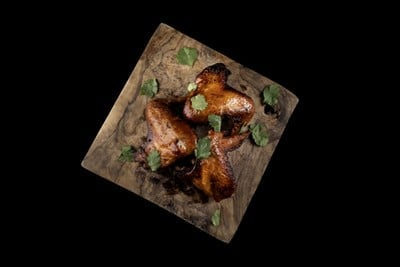 50% Off! Hickory Smoked Chicken Wings