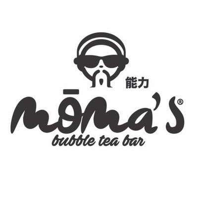 Moma's Bubble Tea Bar (มอมาร์ส บับเบิ้ล ที บาร์) สยามสแควร์ซอย 5